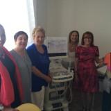 Donazione Banca Fideuram a LILT Pisa 2015 (2/6)