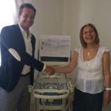 Donazione Banca Fideuram a LILT Pisa 2015 (4/6)
